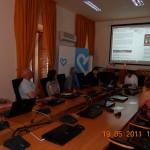 Kroatien studieresa 2011 Biograd 1