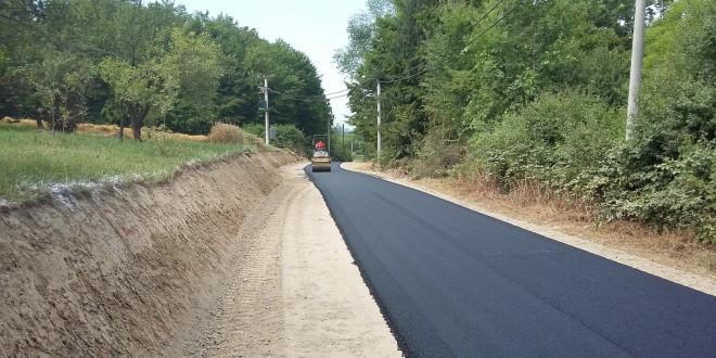 Jedinicama lokalne samouprave s područja LAG-a odobrena sredstva za izgradnju nerazvrstanih cesta