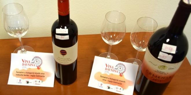 Predstavljena šampionska vina 2. revije vina hrvatskih autohtonih sorata