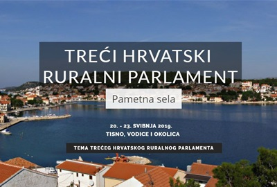 Hrvatski ruralni parlament 2019. – zabilježite datum!