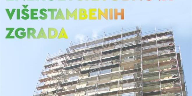 Najava: Energetska obnova višestambenih zgrada