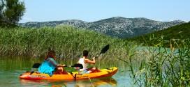 "Projekt ""Revitalizacija i povezivanje atrakcija Parka prirode Vransko jezero"" obogaćuje ponudu i sadržaj Parka prirode Vransko jezero"